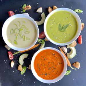 Supa zilei_Meniu Vegetarian